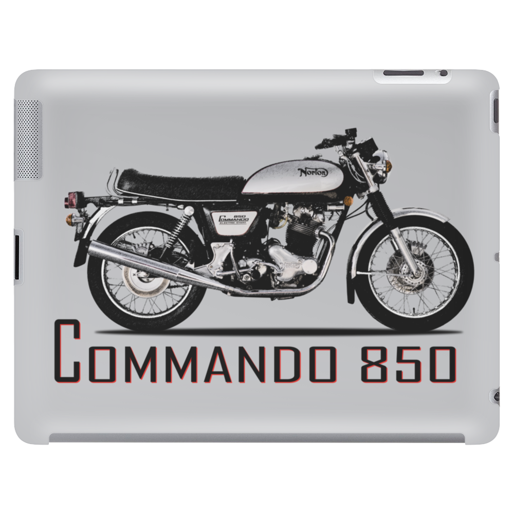The Commando 850 Tablet