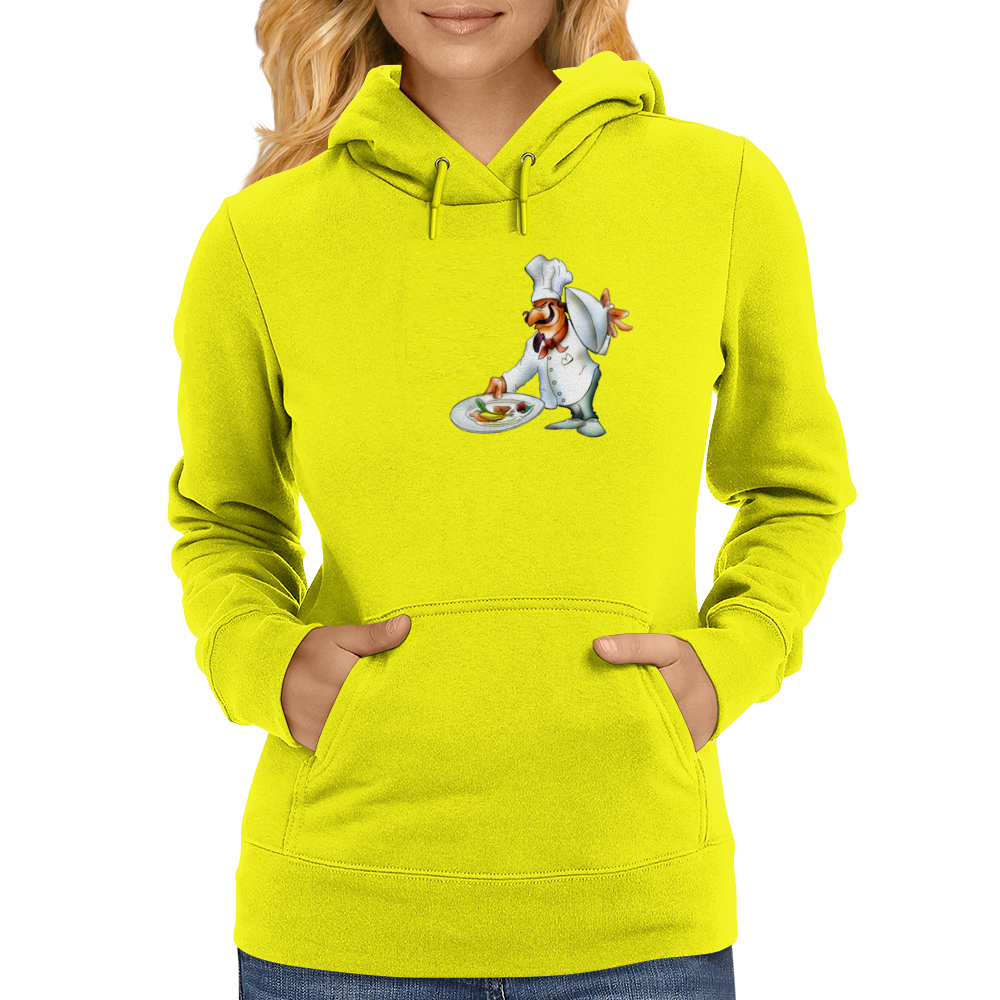 The Cook Womens Hoodie
