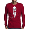 The CookFather - Breaking Bad and GodFather Mashup Mens Long Sleeve T-Shirt
