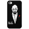 The CookFather - Breaking Bad and GodFather Mashup Phone Case