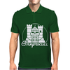 The Coolest Castle In The Universe Mens Polo