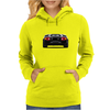 The Countach Womens Hoodie