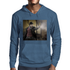 The Cowboy Sheriff Mens Hoodie