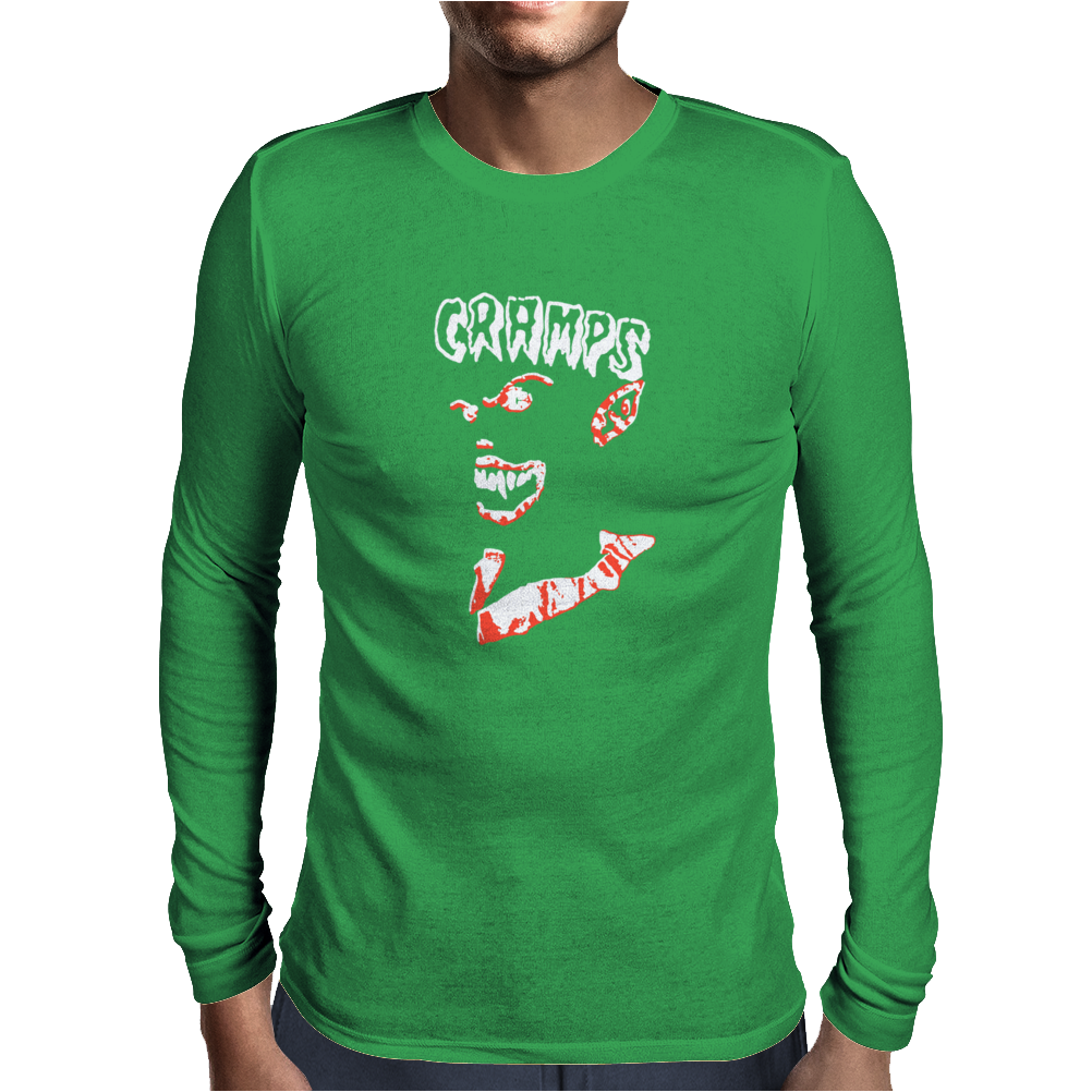 The Cramps Mens Long Sleeve T-Shirt