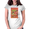 The Cramps Wild Wild World Of The Cramps Womens Fitted T-Shirt