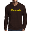 The Damned Punk Mens Hoodie