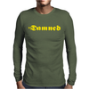 The Damned Punk Mens Long Sleeve T-Shirt