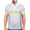 The Damned Punk Mens Polo