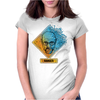 The Danger Walter White Womens Fitted T-Shirt