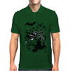 THE DARK KNIGHT Mens Polo