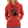THE DARK KNIGHT Womens Hoodie