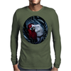 the dark side of my mind hurts by Rouble Rust Mens Long Sleeve T-Shirt