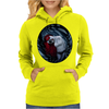 the dark side of my mind hurts by Rouble Rust Womens Hoodie