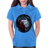 the dark side of my mind hurts by Rouble Rust Womens Polo