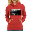 the dark side of the forest. Womens Hoodie