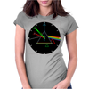 The Dark Side of the Moon Womens Fitted T-Shirt