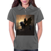 The dark unicorn Womens Polo