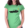 The Datsun 240Z Womens Fitted T-Shirt
