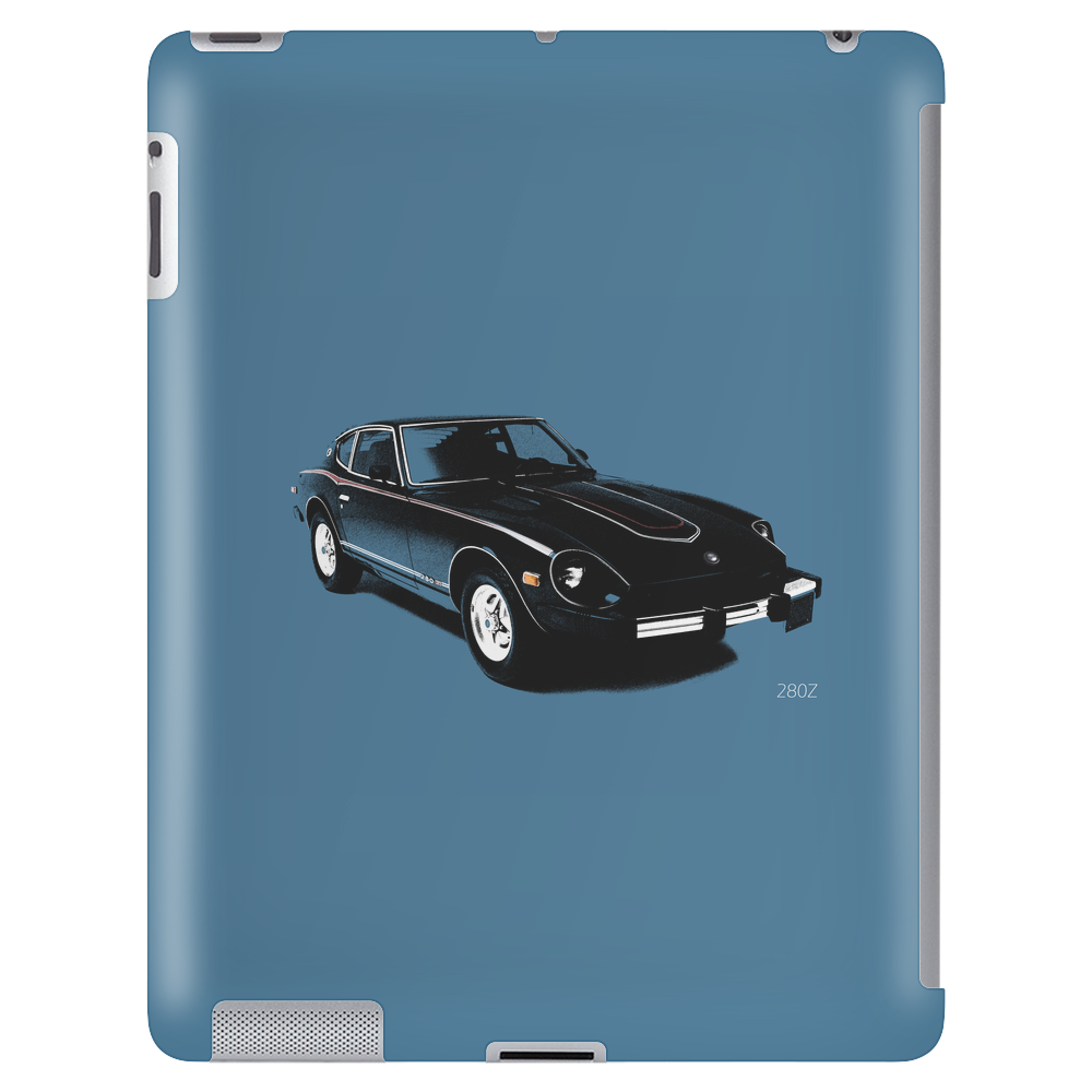 The Datsun 280Z Tablet (vertical)