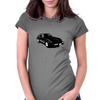 The Datsun 280Z Womens Fitted T-Shirt