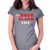 The Dave Clark 5 Womens Fitted T-Shirt