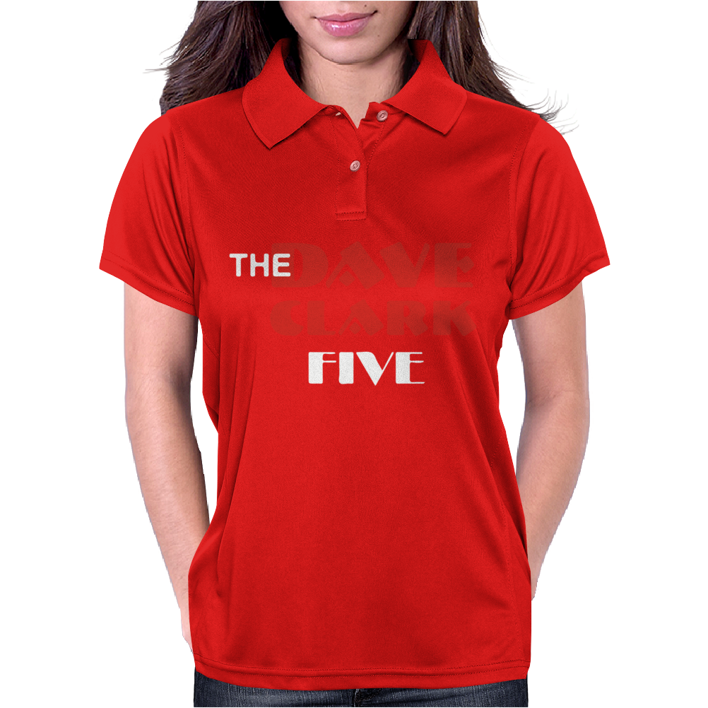 The Dave Clark 5 Womens Polo