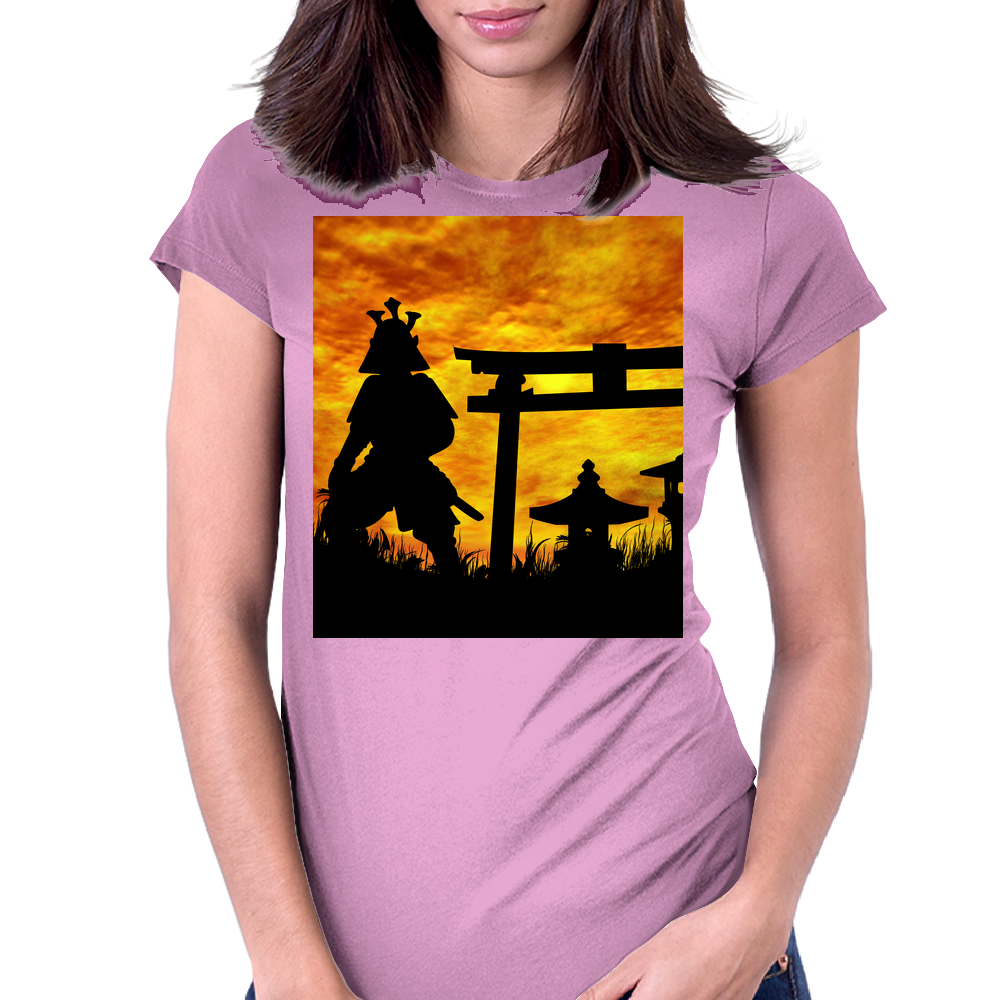 The Dawn of Battle Womens Fitted T-Shirt
