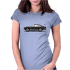 The DB4 Womens Fitted T-Shirt