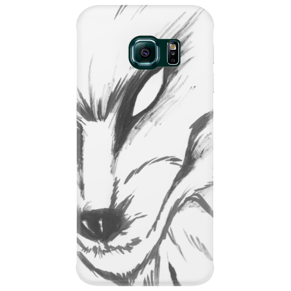 The Demon Wolf Phone Case