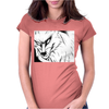 The Demon Wolf Womens Fitted T-Shirt