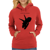 The Devil Put Dinosaurs Here, Womens Hoodie