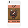 The Devil Tarot Card – number 15, Il Diavolo. Phone Case