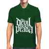 The Devil Wears Prada Mens Polo