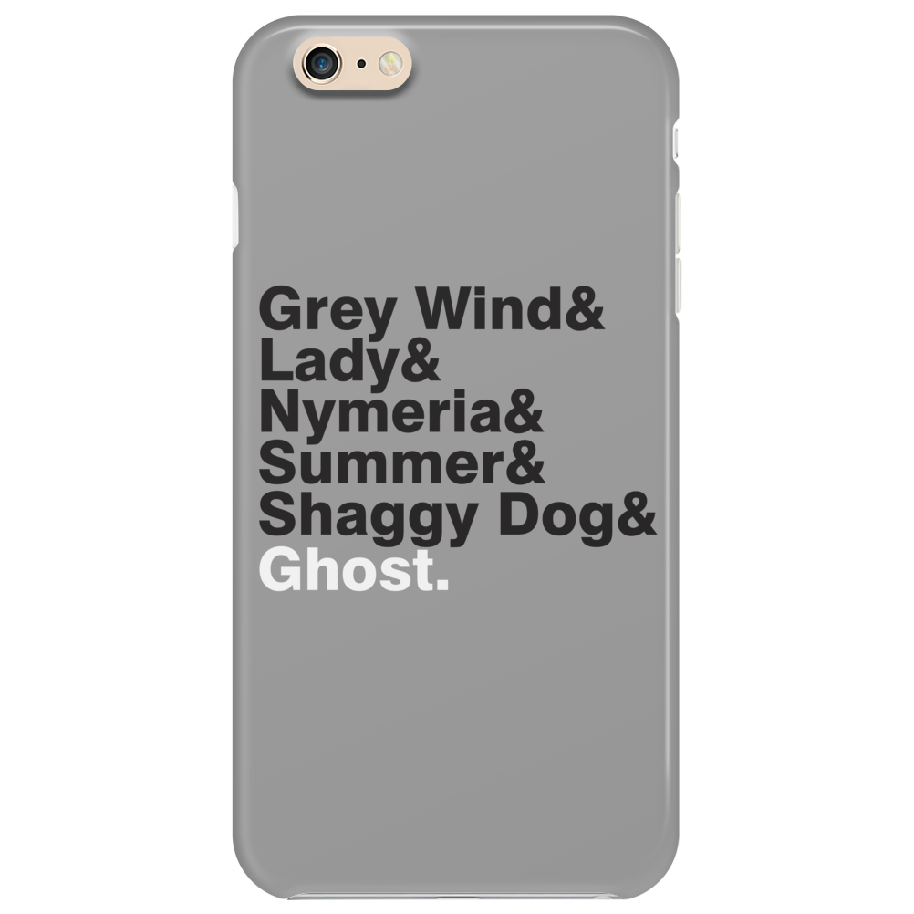 The Direwolves Phone Case