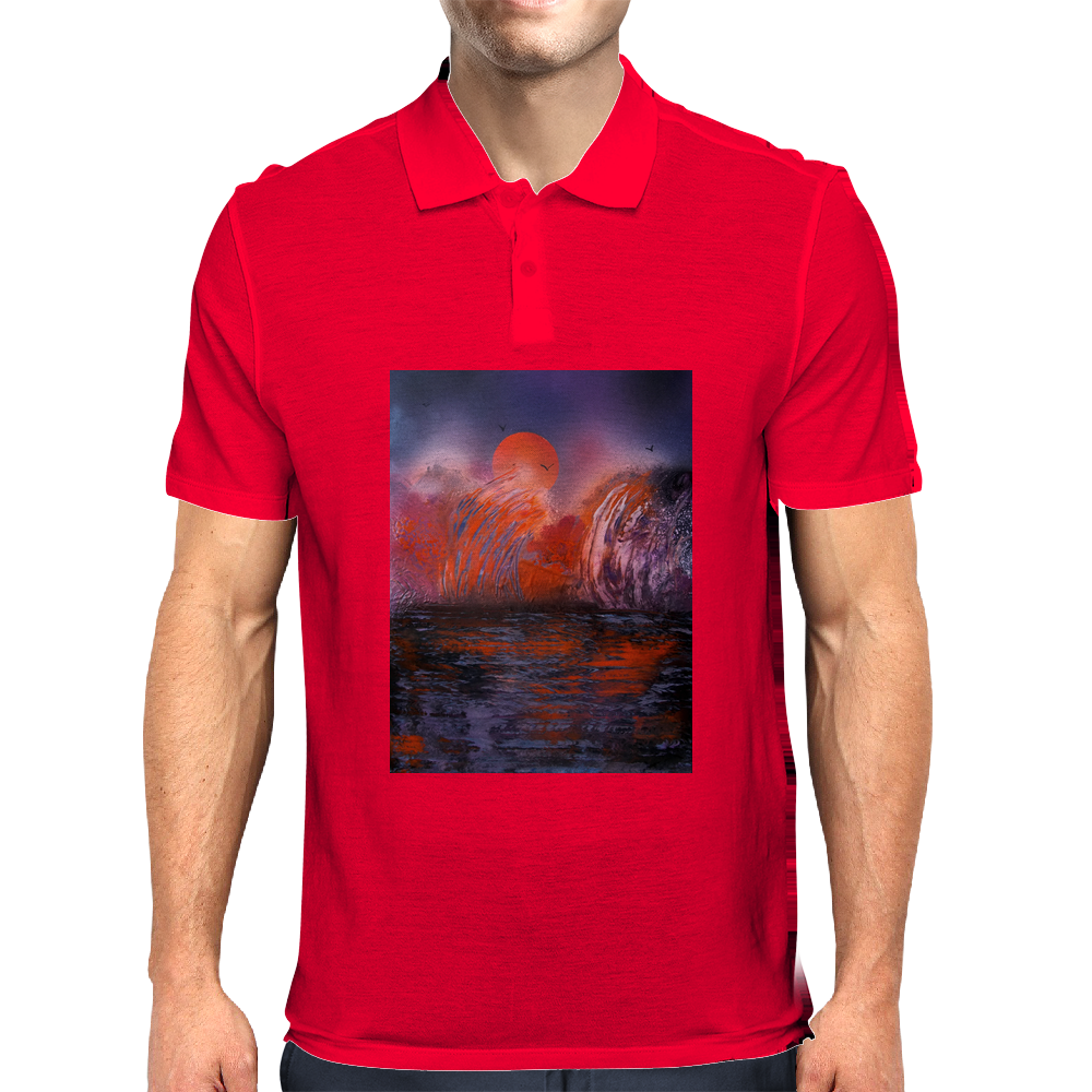 The Distant Storm Mens Polo
