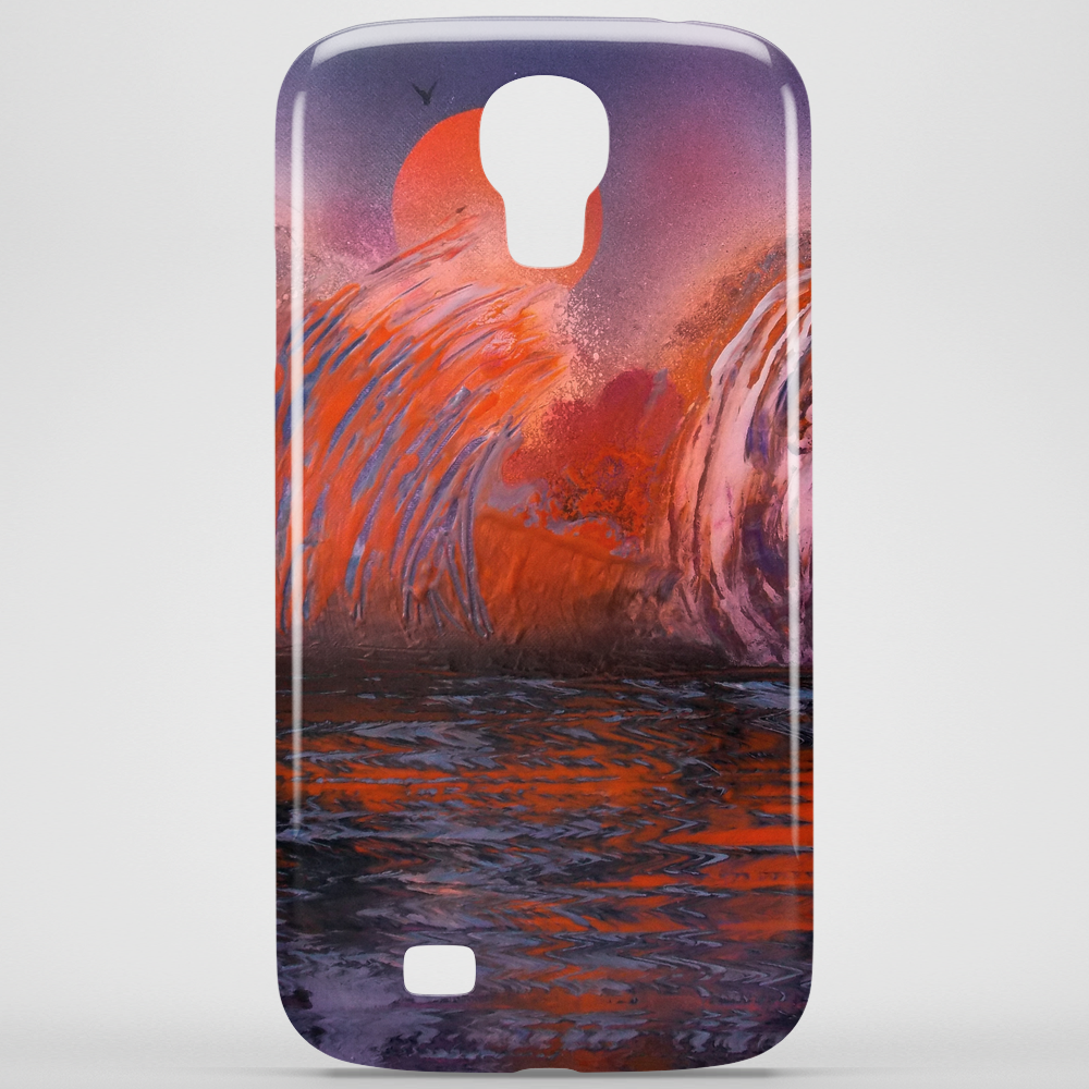 The Distant Storm Phone Case