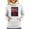 The Distant Storm Womens Hoodie