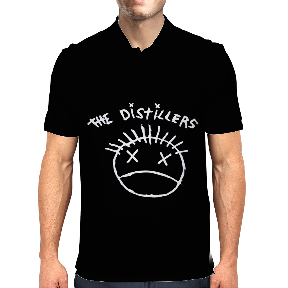 The Distillers Mens Polo