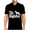 The Dogfather German Mens Polo