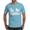 The Dogfather Poodle Mens T-Shirt