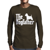 The Dogfather West Highland Mens Long Sleeve T-Shirt