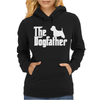 The Dogfather West Highland Womens Hoodie