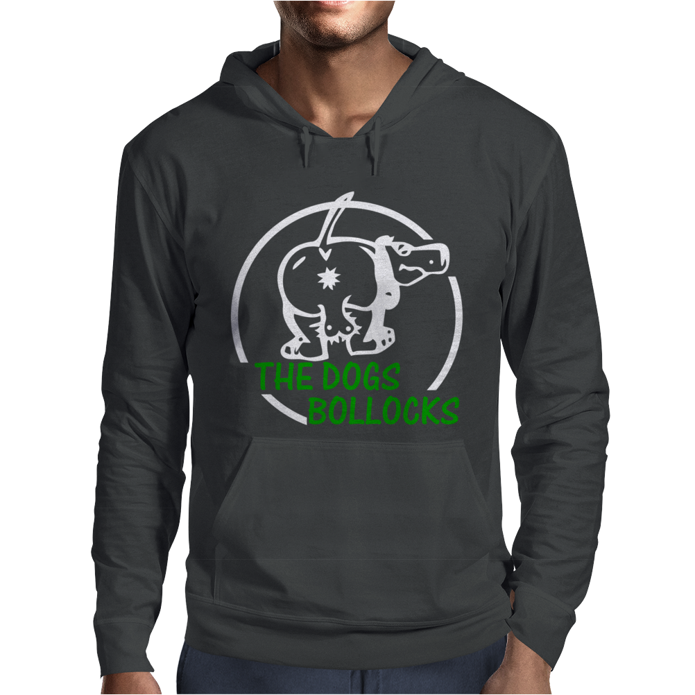 The Dogs Bollocks Mens Hoodie