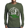 The Dogs Bollocks Mens Long Sleeve T-Shirt