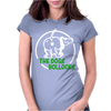 The Dogs Bollocks Womens Fitted T-Shirt