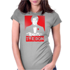 The Donald Womens Fitted T-Shirt