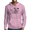 The Dragon Lady Mens Hoodie