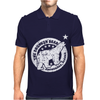 The Drunken Bear Bar Mens Polo