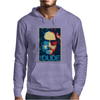 The Dude Abides Big Lebowski Abide Obama Poster Mens Hoodie