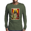 The DUDE Dudeism Religion Mens Long Sleeve T-Shirt